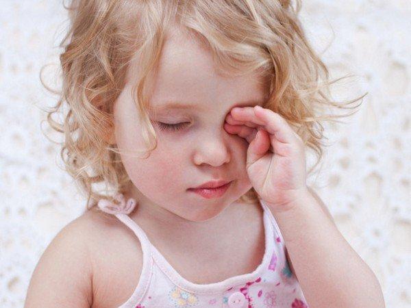 Сонливость у детей