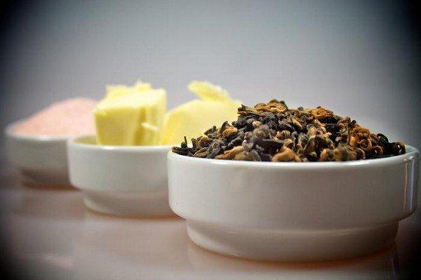 Тибетский чай при поносе