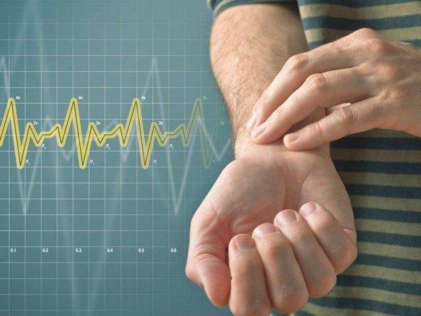 Учащение сердцебиения при панической атаке