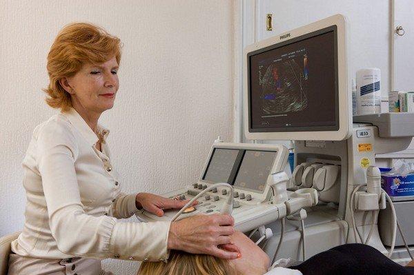 Что показывает УЗИ сосудов головного мозга и шеи фото
