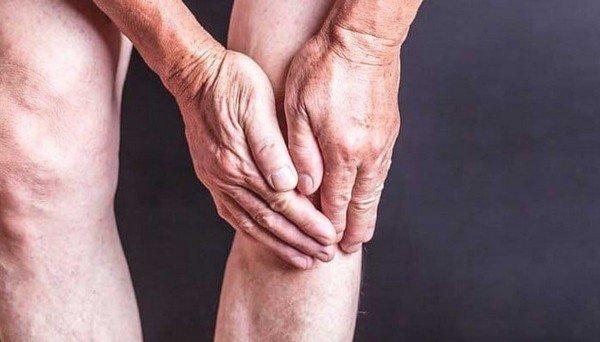 Ревматоидный артрит коленного сустава фото