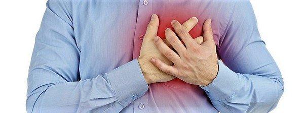 Как проявляет себя хроническая сердечная недостаточность фото
