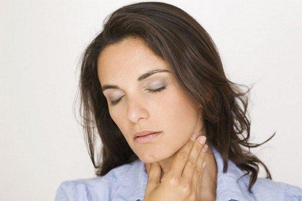 Признаки заболевания щитовидной железы у женщин в различном возрасте фото