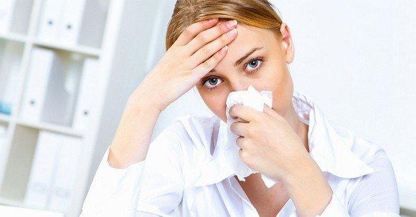 Как проявляется аллергия у человека фото