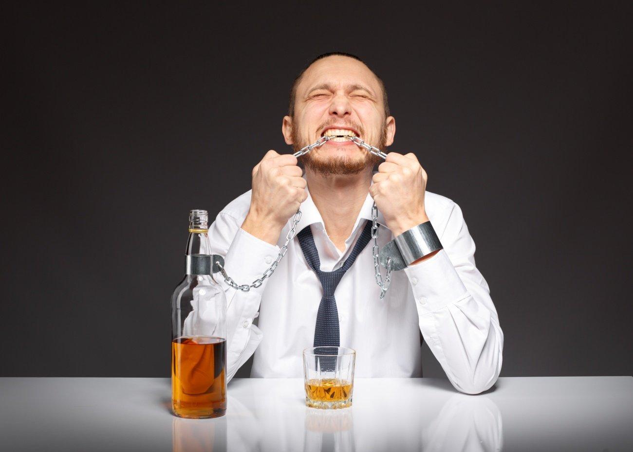 Борьба с алкоголизмом начинается с самого себя фото