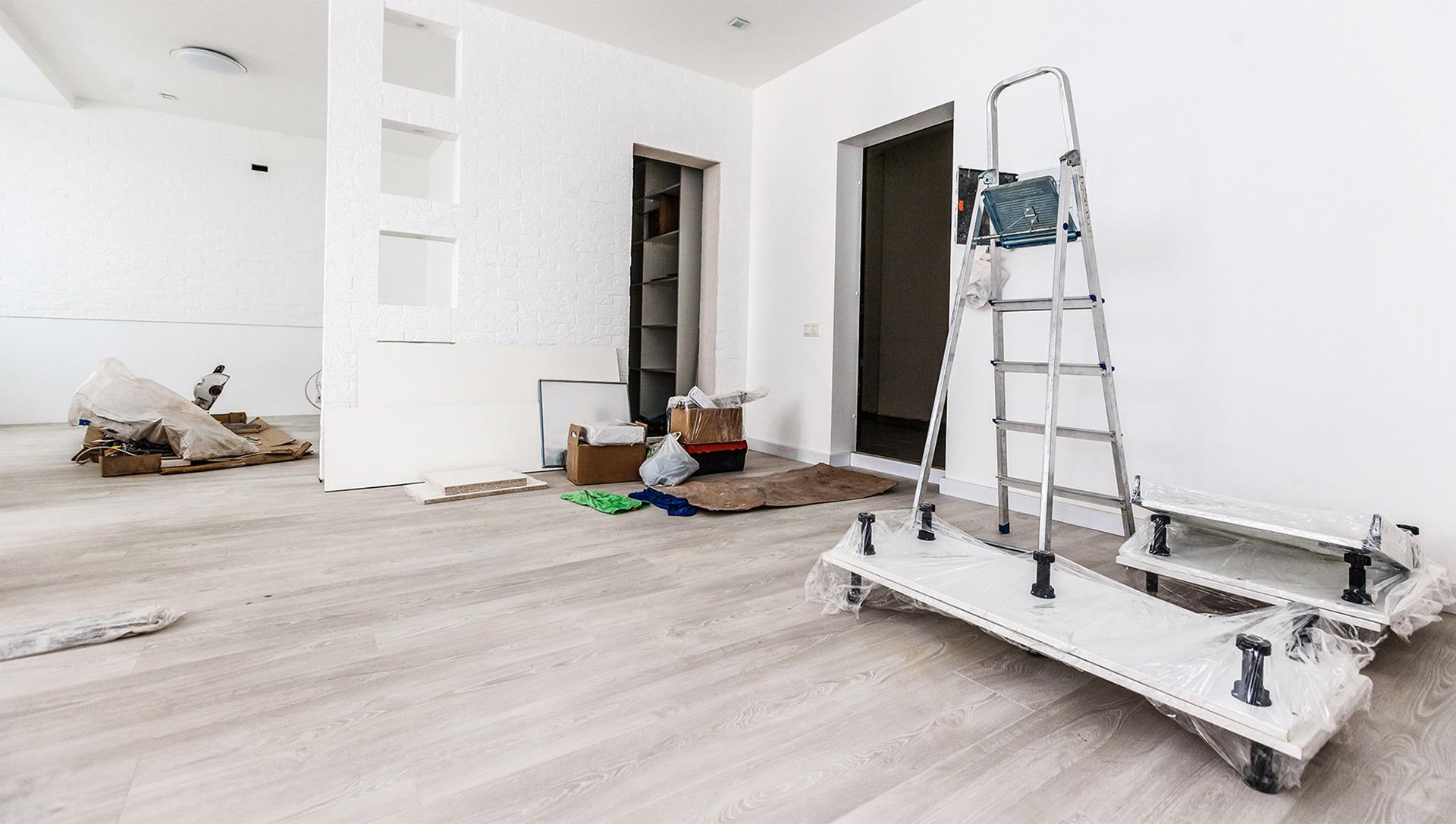 Как уговорить мужа на ремонт квартиры, если он не хочет ? фото